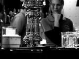 Thinking Waitress