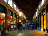 Inside the East Market