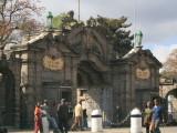 Entrance to Addis Ababa University
