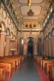 Interior of Kiddist Selassie