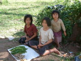 Children on Donsao Island