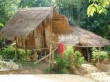 Hill Tribe Village Near Chiang Rai