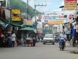 Mae Sai Street Scene