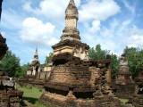 Ruins in Sukothai