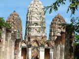 Temple in Sukothai