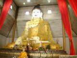 Buddha Statute in Mae Hong Son