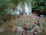 Waterfall Near Kanchanaburi