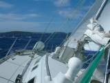 Sailing on the  Impetuous