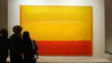 Mark Rothko exibition palazzo delle Esposizioni Rome Italy