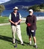 Scott and Helmut Queenstown