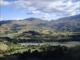 Shotover from Heli2