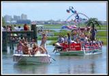Murrells Inlet Boat Parade, July 4, 2007, Murrells Inlet, South Carolina