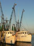 Fishing Boats - Chincoteague, VA
