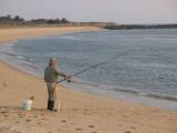 Fisherman - Sunset Beach, NJ
