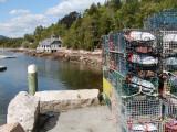Lobster Pots - Southwest Harbor, ME