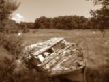 Old Boat - Oyster, VA