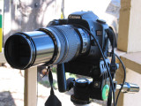 Canon (70-300mm)/(4.0-5.6) AF EOS IS Zoom