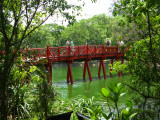 The Huc (Sunbeam) Bridge