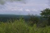 View looking back towards Bangui