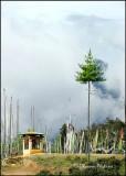 Chorten, Tiger Nest Monastery