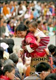 Mother, Tshechu Festival