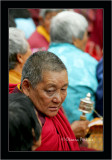 Monk , Tshechu Festival