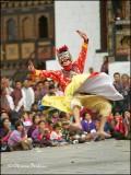 Dog Dance, Tshechu Festival