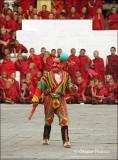 Clown 1, Tshechu Festival