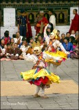 Terrifying Deities Dance 1, Tshechu Festival