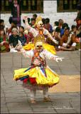 Terrifying Deity Dance 2, Tshechu Festival