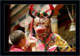 Before the Dance, Tshechu Festival