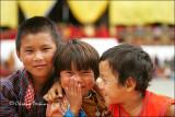 Kids 2, Tshechu Festival