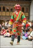 Clown 2, Tshechu Festival