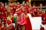 Clowns 3, Tshechu Festival
