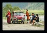 Monk & Taxi