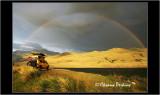 4th of July Rainbow 2, Montana