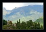 Burnt Dzong