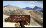 Imogene Pass, San Juan Mnts, Colorado