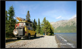 Lake Tutshi Camping 1, Klondike HWY, Alaska