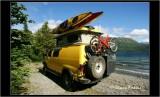 Lake Tutshi Camping 2, Klondike HWY, Alaska