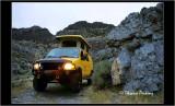 Camping in Kings Canyon 1, Utah