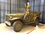 1663 Marshall Dodge command car