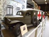 1970 G502 Dodge WC54 ambulance