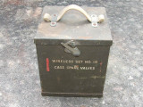 Wireless set no. 19 case spare valves