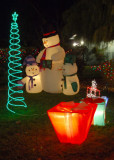 House Holiday Lights Discovery Bay 4
