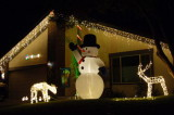 House Holiday Lights Discovery Bay 7