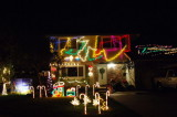 House Holiday Lights Discovery Bay 9