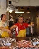 Fish Market ---- Syracusa Sicily, Italy  1