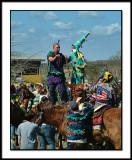 Courir de Mardi Gras in Mamou, Louisiana (2006)