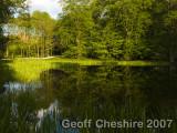Bramshill small lake